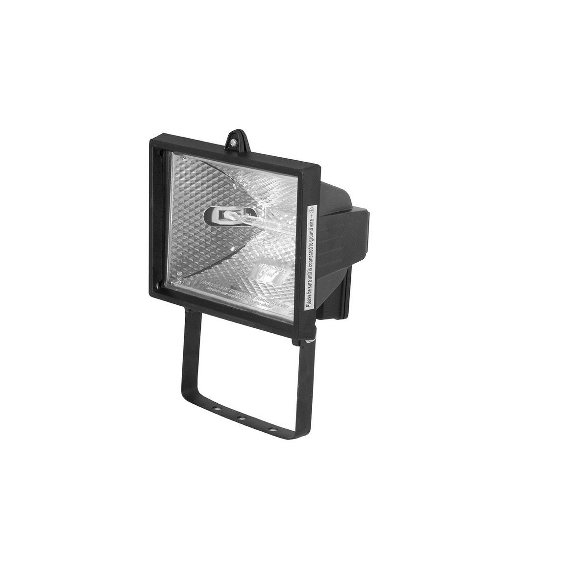 VANA vonkajšie reflektorové svetlo 500W, čierna, Panlux