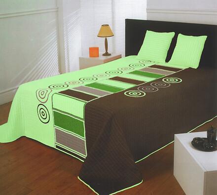 Přehoz na postel Altea, 260 x 220 cm, 2ks 40 x 40 cm