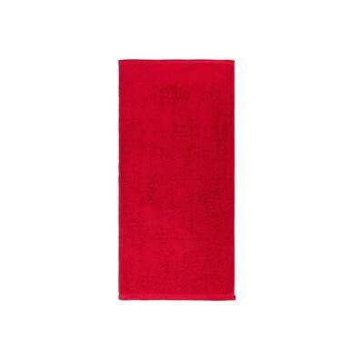 Ručník Eryk červená, 30 x 50 cm
