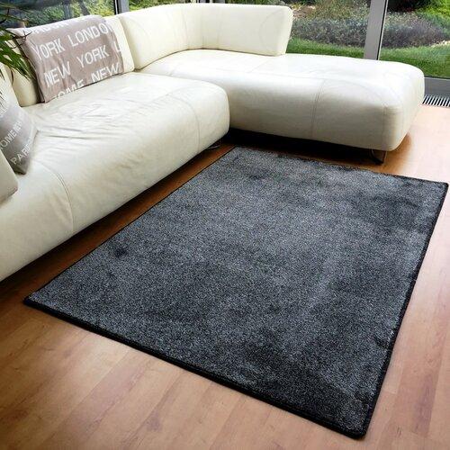 Apollo soft darabszőnyeg, antracit, 120 x 160 cm