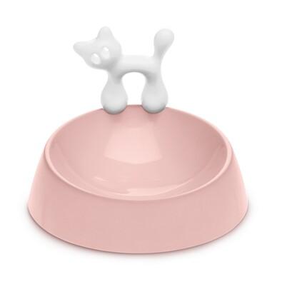 Koziol Miska pre mačku Miaou, ružová