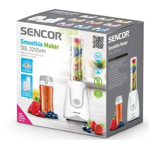 Sencor SBL 2210WH smoothie mixér, biela