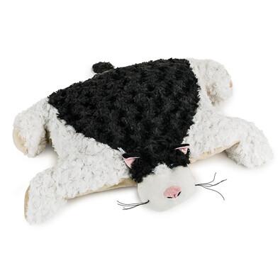 Poduszka Kotek na guziki, 35 x 45 cm