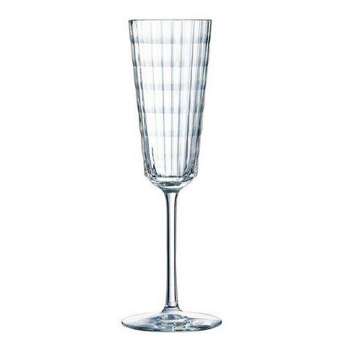 4dílná sada sklenic na šampaňské Iroko, 170 ml