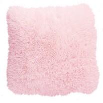 Domarex Povlak na polštář Muss světle růžová , 40 x 40 cm