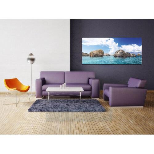 Fototapeta głazy w morzu, 202 x 90 cm