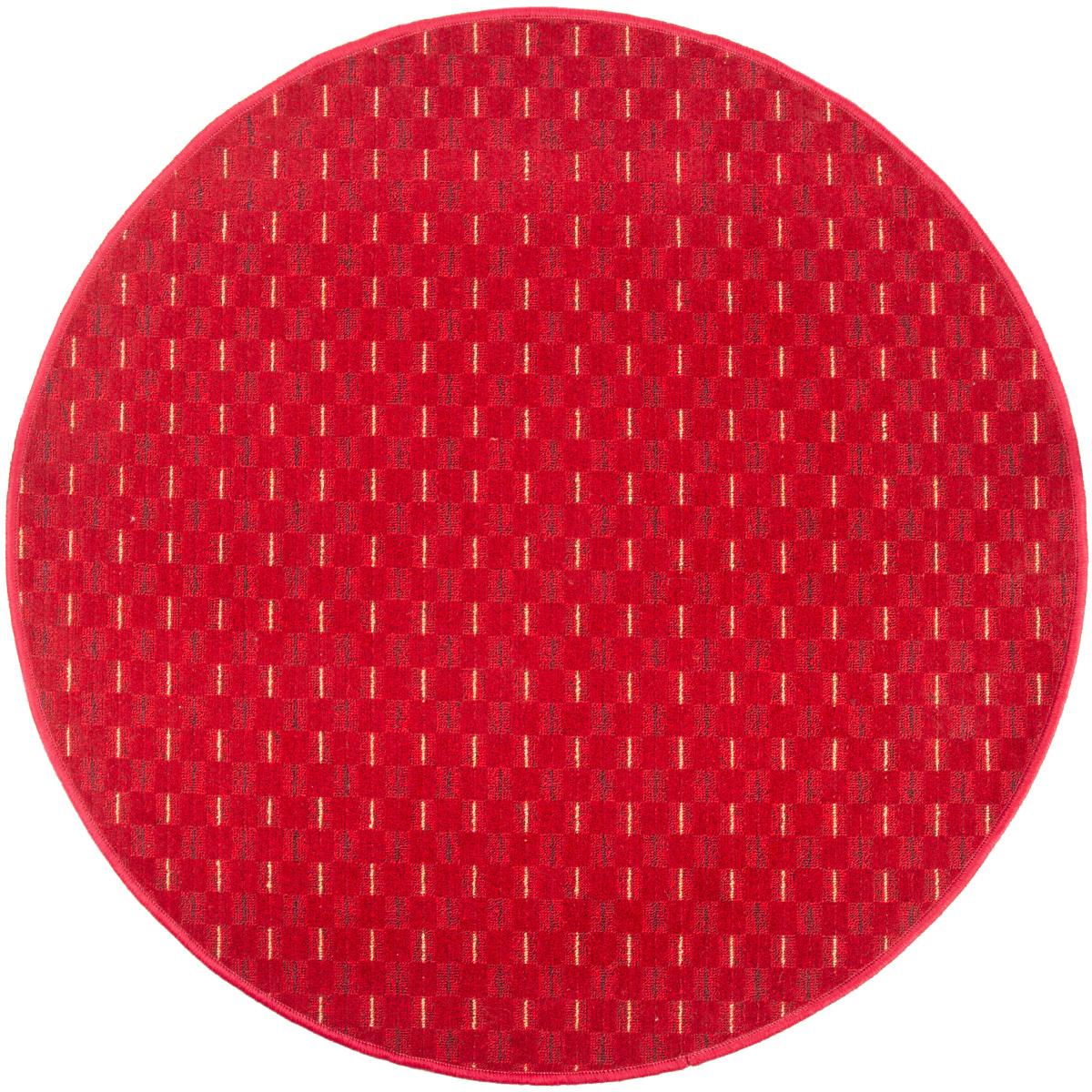 Vopi Kusový koberec Valencia červená, 100 cm