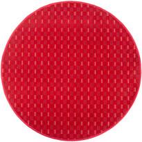 Kusový koberec Valencia červená