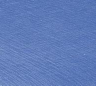 Kovová skládací židle, modrá