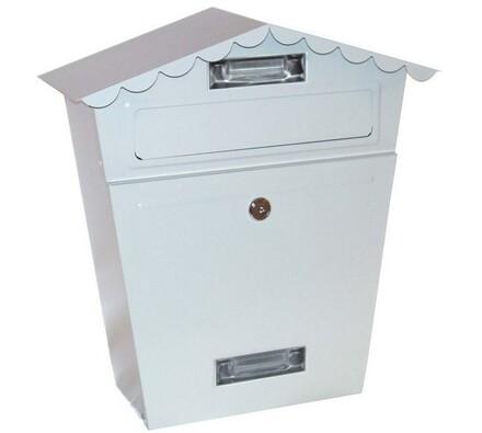 Poštovní schránka stříška