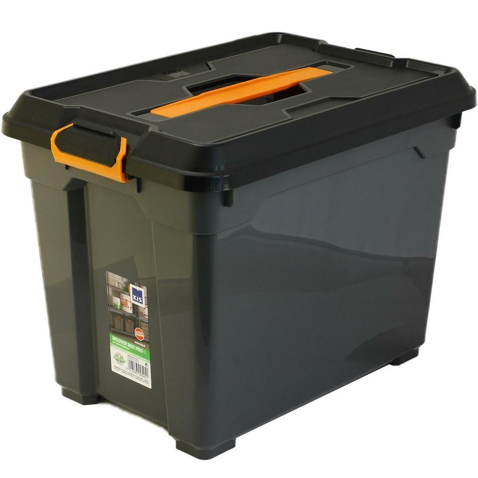 KIS Moover Box Pro S Šedý 17l