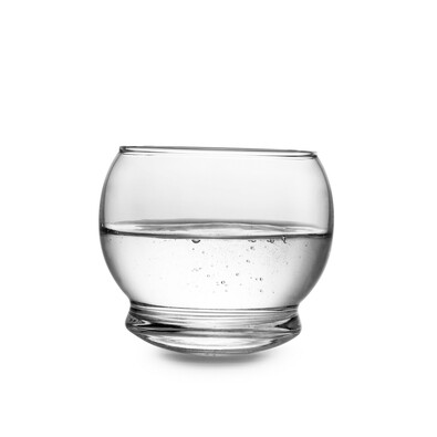 Sklenice Rocking Glass 250 ml, sada 4 ks