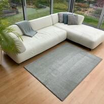 Udine darabszőnyeg, szürke, 140 x 200 cm