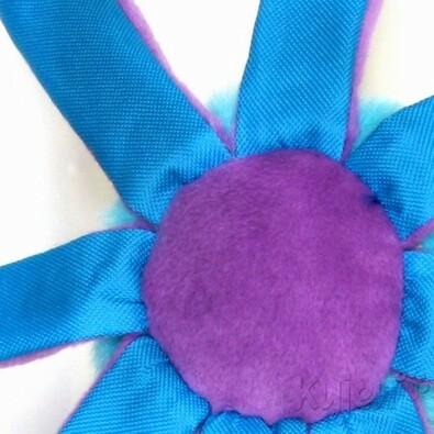 Noháč Sea monster Kyjen, fialová + modrá