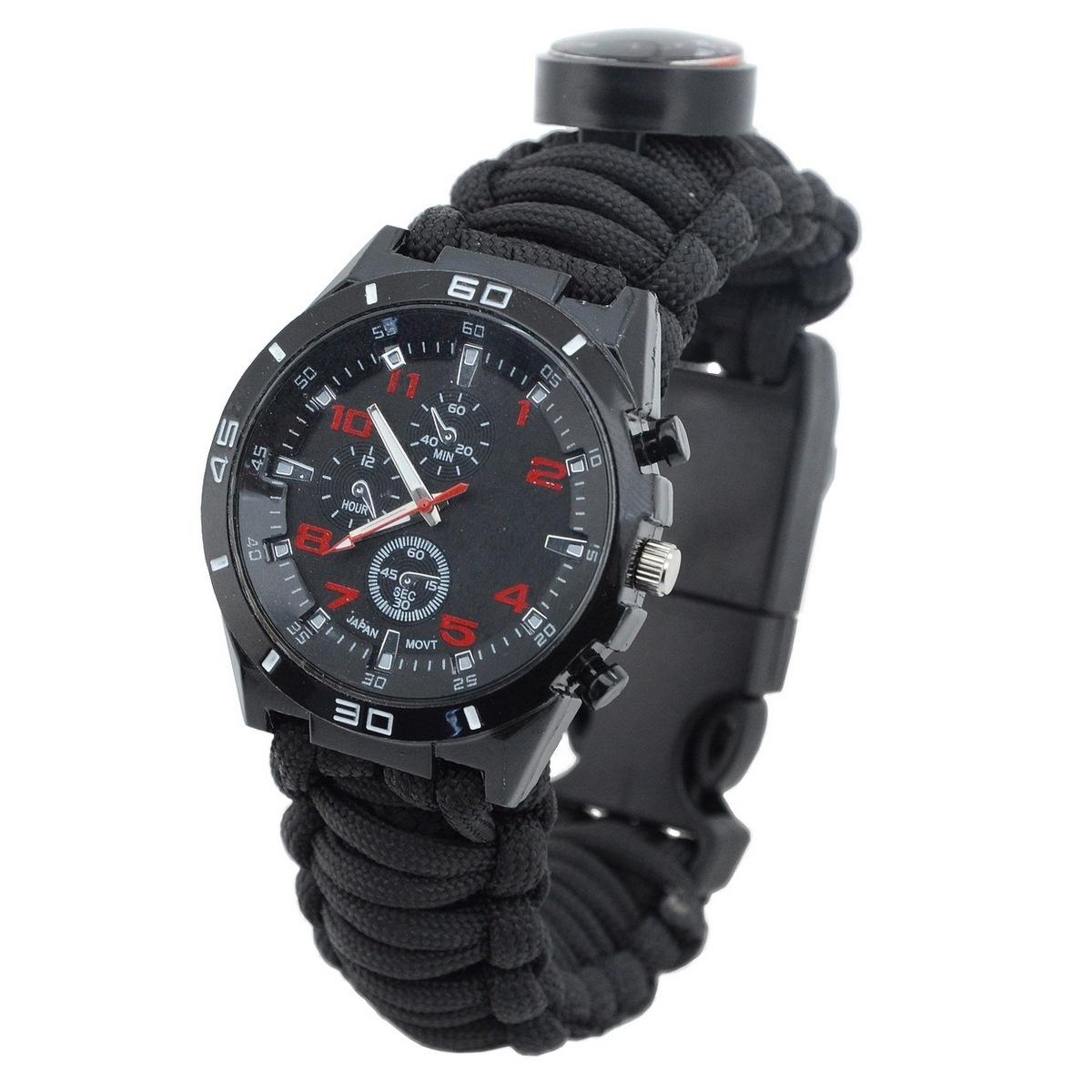 Cattara Outdoor s teploměrem vodotěsné hodinky