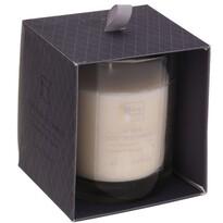 Home scented Fresh cotton gyertya üvegpohárban, 9 x 10 cm