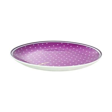 LAWENDA dezertní talíř