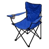 Cattara Kempingová skladacia stolička Bari, modrá