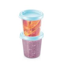 Doză Tescoma PAPU PAPI 200 ml, 2 buc., albastru