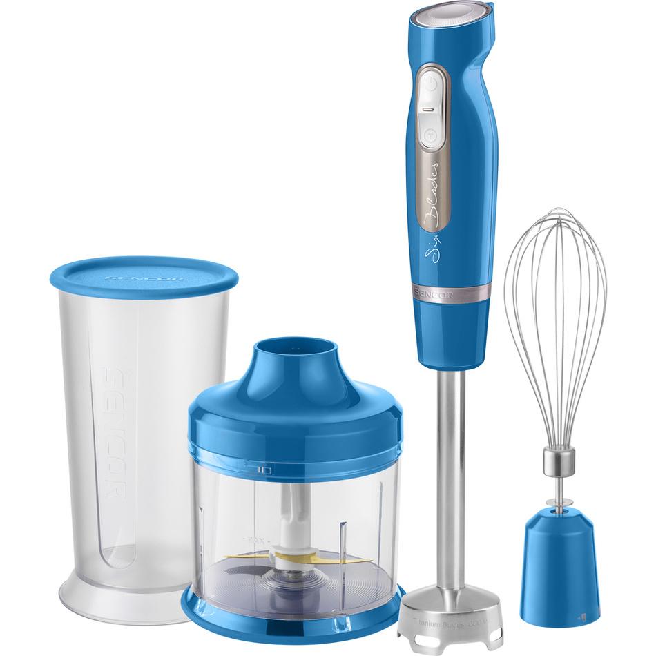 SHB 4462BL tyčový mixér, modrá