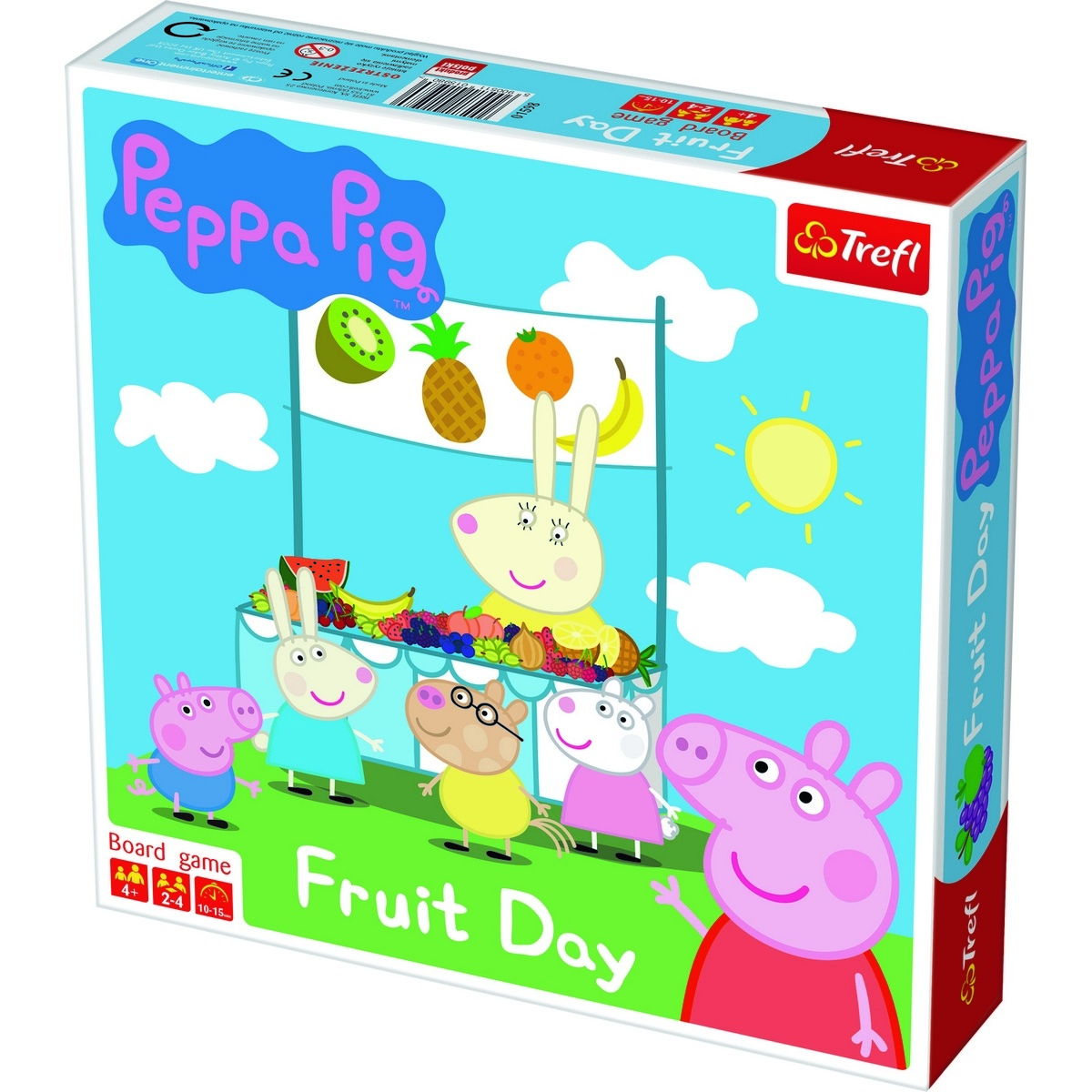 Trefl Prasátko Peppa: Fruit Day