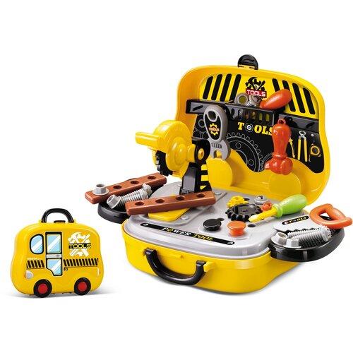 Buddy Toys BGP 2012 Dětský kufřík Dílna, 31 ks