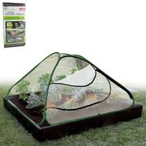 Zahradní fóliovník + palisáda UH