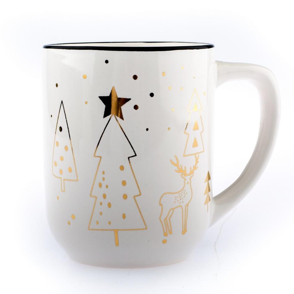 Keramický hrnek Vánoce