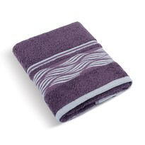 Ręcznik Fala fioletowy