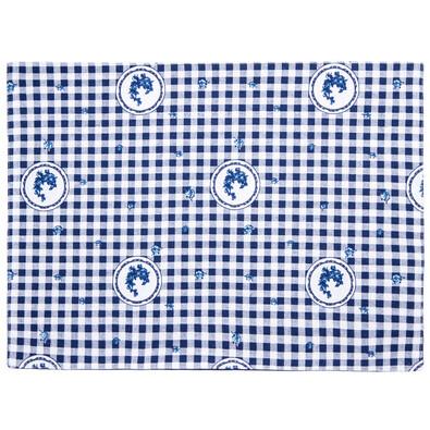 Prestieranie Country kocka modrá, 33 x 45 cm