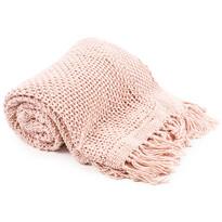 Ella takaró, fáradt rózsaszín, 130 x 170 cm
