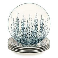 Altom Sada porcelánových dezertních talířů Konfetti 20 cm, 6 ks