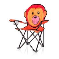 Happy Green Dětské skládací křeslo Opice