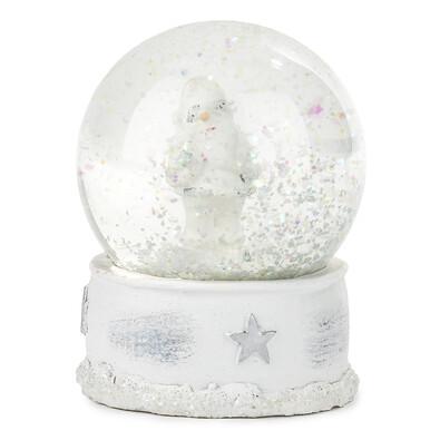 Vánoční sněžítko Santa