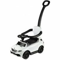 Ecotoys Detské odrážadlo Auto Mercedes Benz, biela