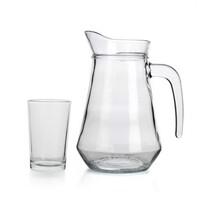 Džbán a 6 sklenic
