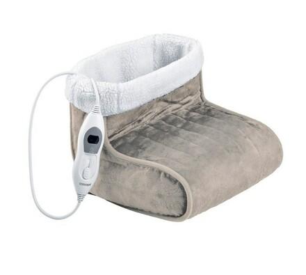 Vyhřívací bota Concept BV-1010 Thermotherapy světl, světle hnědá, 30 x 30 x 25 cm
