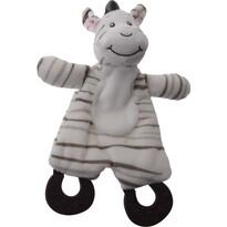 Koopman Plyšová hračka pre najmenších Zebra, 25 cm