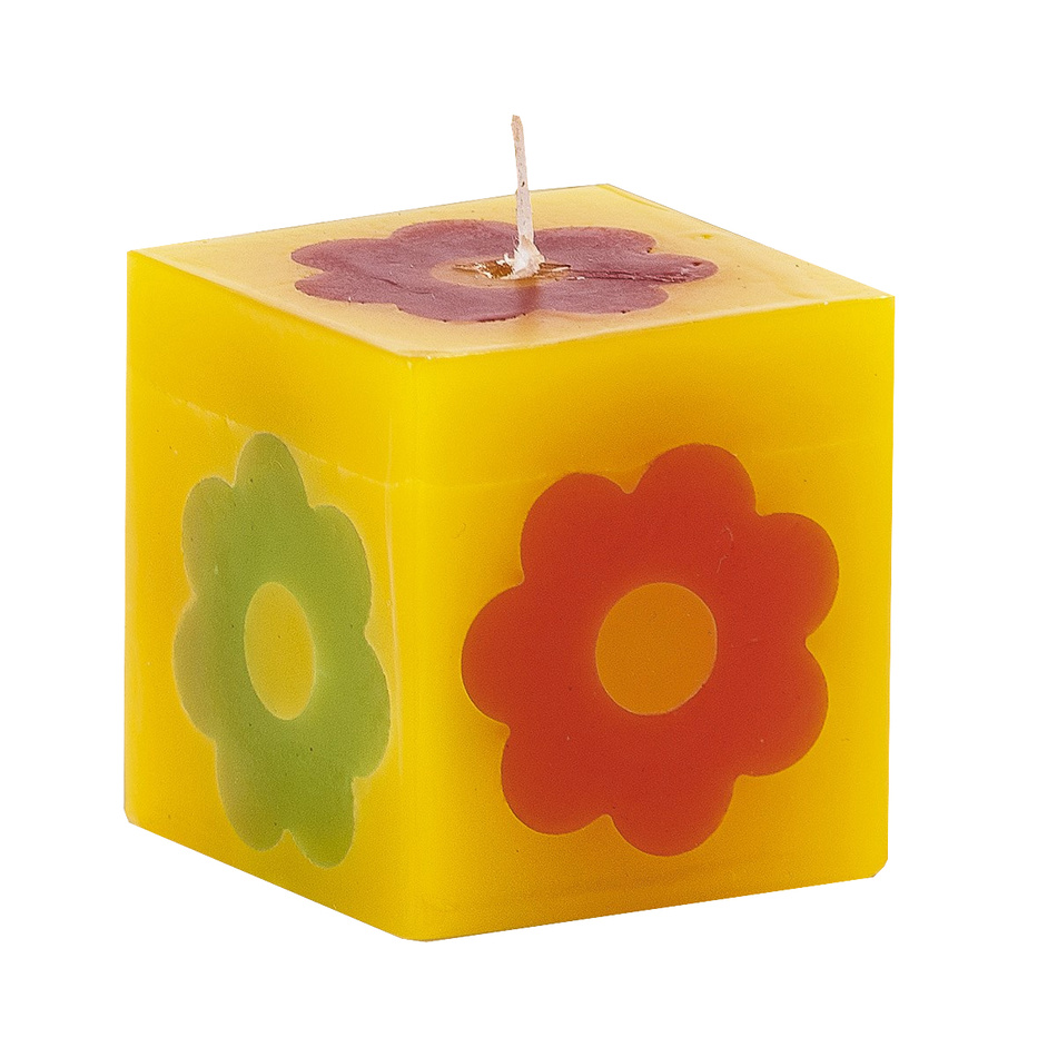 Sviečka kocka