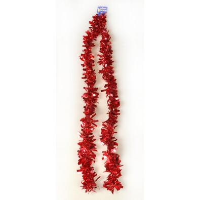 Řetěz Chunky, červená 3 ks