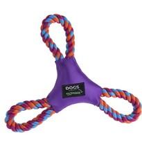 Hračka pre psov Dog rope, fialová