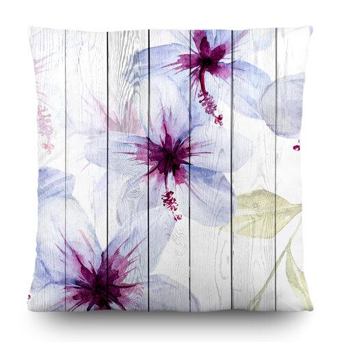 Vankúšik Flowers, 45 x 45 cm