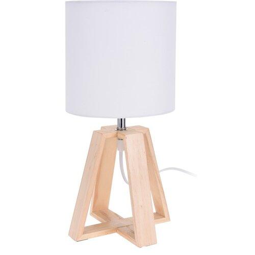Koopman Stolní lampa Idaho, bílá
