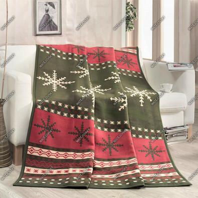 Matějovský bavlněná deka Noel, 160 x 220 cm