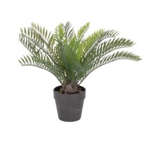 Palmier artificial în ghiveci