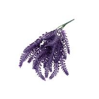 Levendula művirág, 38 cm