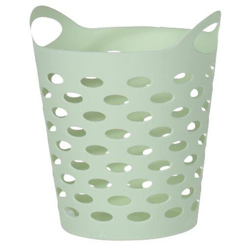 Plastový box na drobnosti zelená, 13,5 cm