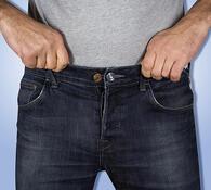 Prodlužovač na kalhoty