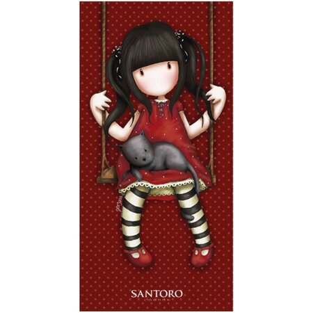 Santoro London Gorjuss 8821 törölköző, 70 x 140 cm