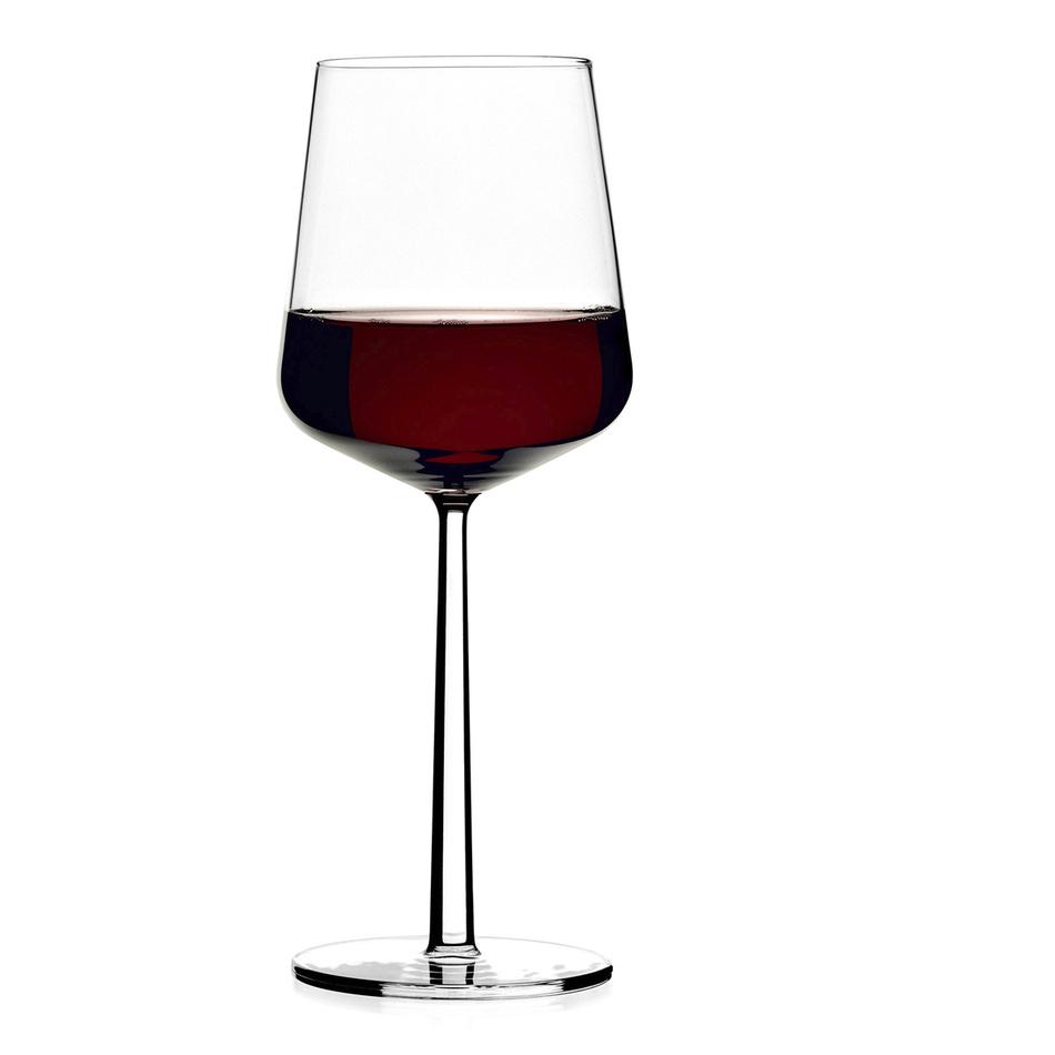 Iittala Poháre na červené víno ??Essence 450 ml, sada 2 ks,
